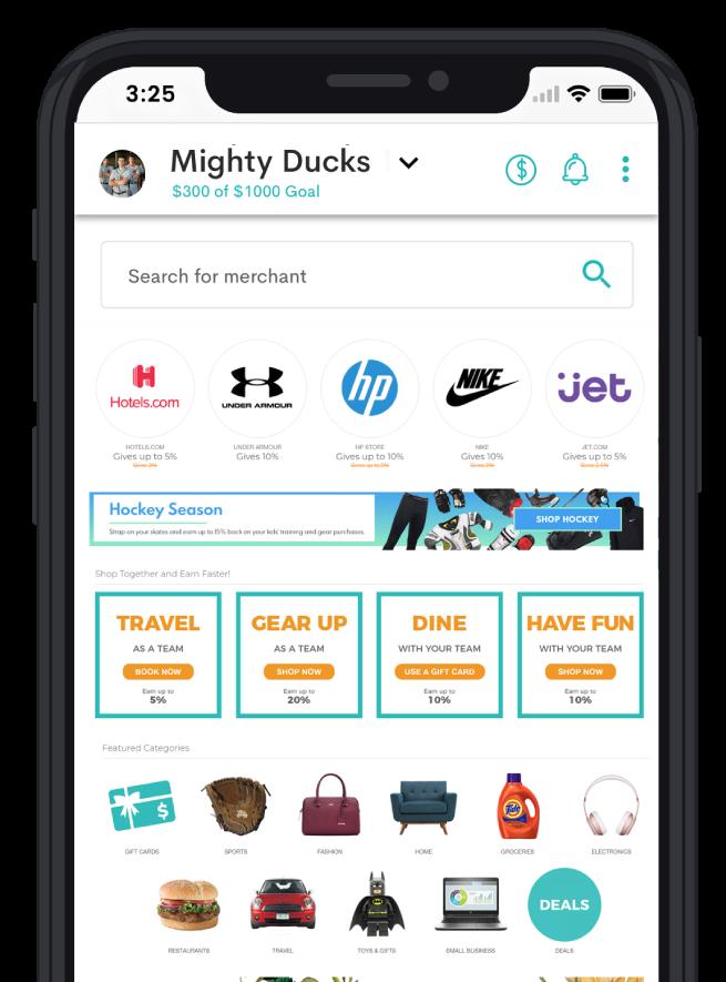 Flipgive apppage shop