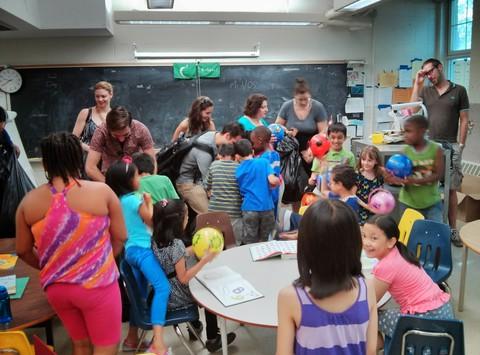 schools & education fundraising - Support Rose Avenue Public School!