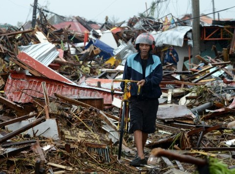 disaster relief fundraising - Join the Philippines Super Typhoon Haiyan Fund