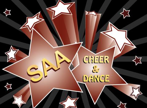 cheerleading fundraising - SAA 8th Grade Cheer