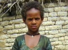 Ethiopian Child Sponsorship Holiday Fundraiser - Wegahtu, 7