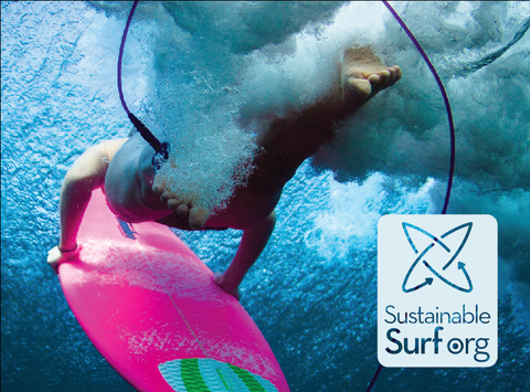 other sport fundraising - Sustainable Surf's Holiday Fundraiser