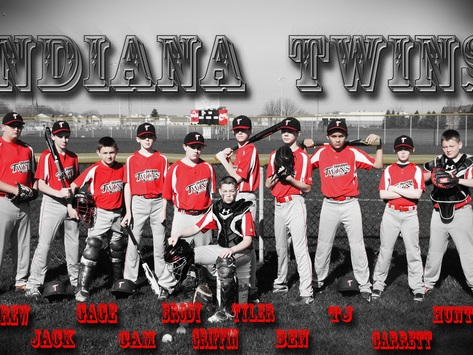 baseball fundraising - 12U Indiana Twins