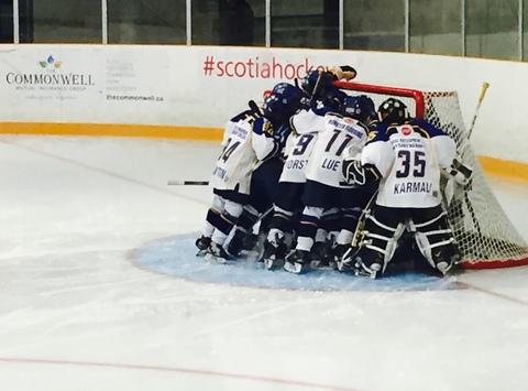 ice hockey fundraising - Whitby Wildcats Novice AAA