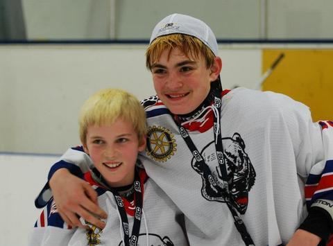 ice hockey fundraising - Bantam tournament fees