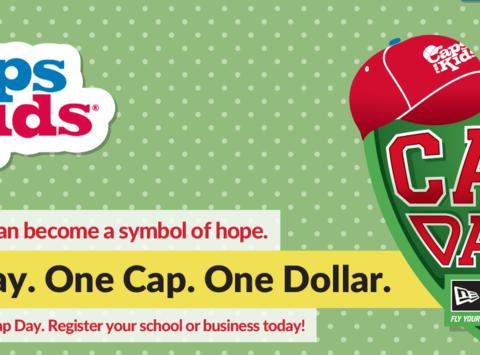 baseball fundraising - Caps For Kids
