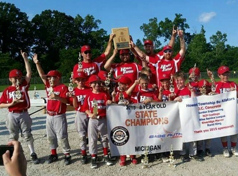 Regional 8u baseball tournament