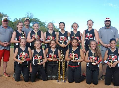 Loudoun Storm 14u Travel Softball Team