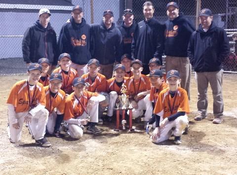 baseball fundraising - Rising Sun Spartans