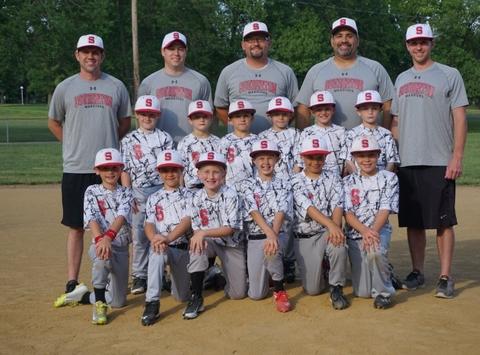 10U Indian Valley Storm Travel baseball