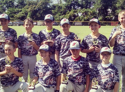 Harrison Thunder 12U Baseball