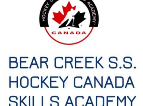 ice hockey fundraising - Bear Creek Hockey Canada Skills Academy
