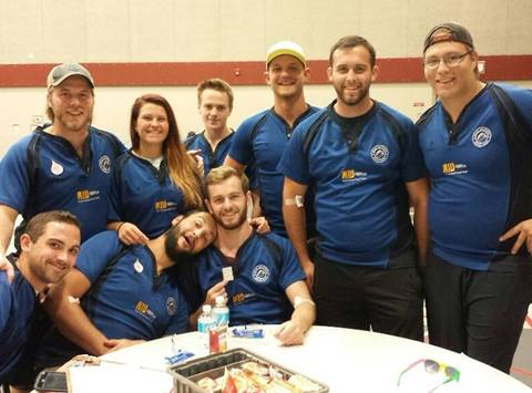 rugby fundraising - Bruins need a clubhouse!