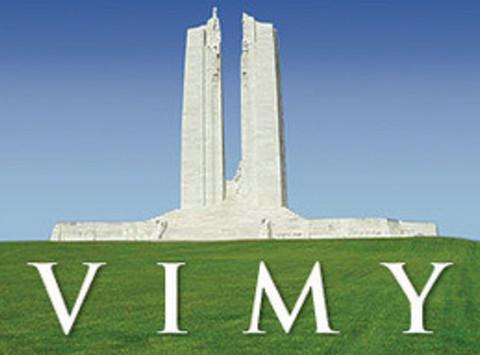 events & trips fundraising - Vimy Ridge 100