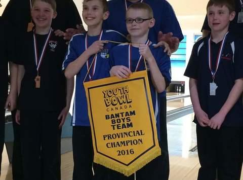 bowling fundraising - Youth Bowling Manitoba