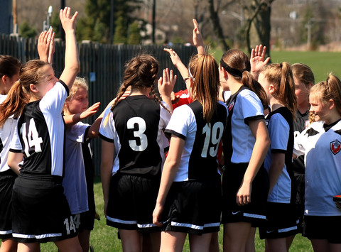 soccer fundraising - Firebirds U13G Red Stars Tournament Fees