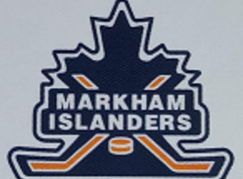 ice hockey fundraising - Markham Islanders Atom A