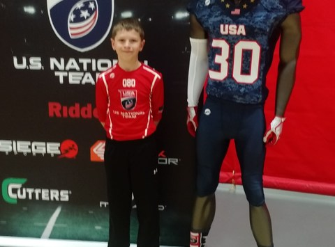 football fundraising - USA Development Football Camp