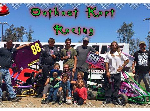 car racing fundraising - Outkast Kart Racing