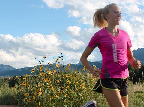 running fundraising - Amanda Winslow-Rego