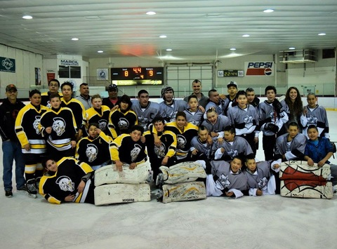 sports teams, athletes & associations fundraising - Salluit Amaruq Hockey Club