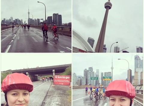 charity event - run, walk, or bike fundraising - Anastasia's Ride for Heart