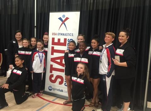 gymnastics fundraising - Nor Cal Acro