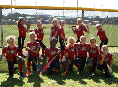 Creeks Crushers 8U World Series