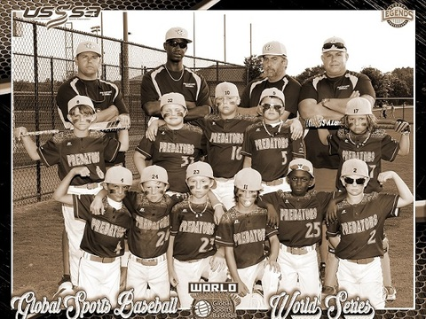 baseball fundraising - Powdersville Predators 10U