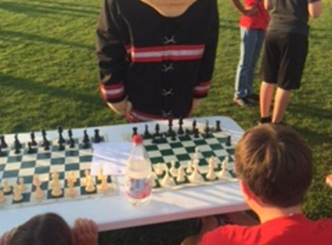 chess fundraising - LWHS Chess Club