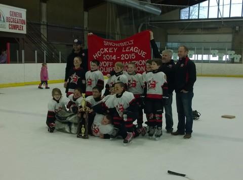 community & non-profits fundraising - Geneva Generals Hockey