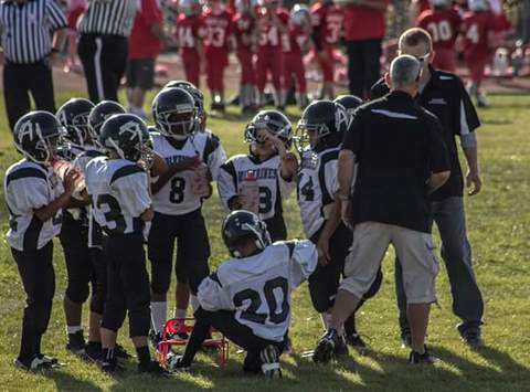 football fundraising - WOLVERINE YOUTH FOOTBALL & CHEER