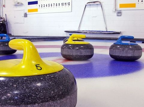 curling fundraising - Highland Curling Club