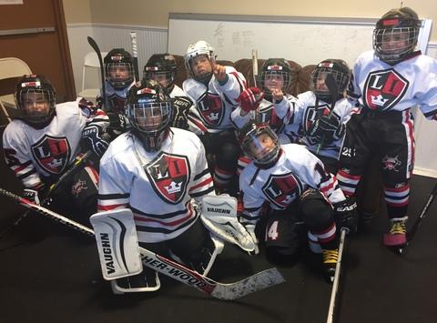 ice hockey fundraising - LI Royals Mite Minor 08/09