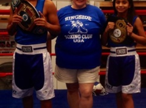 boxing fundraising - Barney & Me Boxing Gym