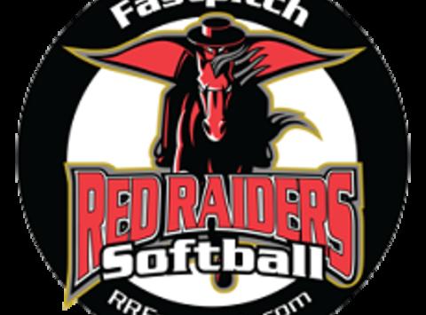 softball fundraising - Red Raiders Select - 14U