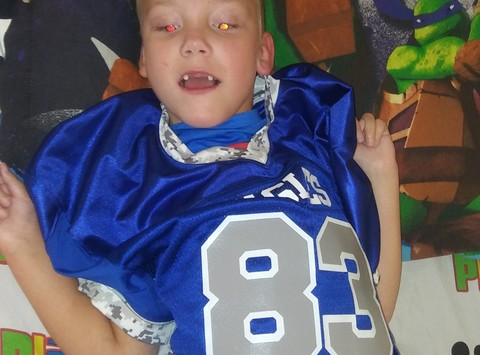 medical & healthcare fundraising - Wheels for Bryce