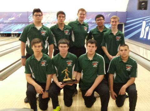 bowling fundraising - South Plainfield Bowling team