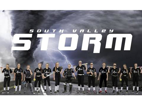 softball fundraising - SOUTH VALLEY STORM