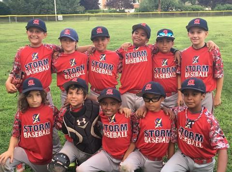 baseball fundraising - Storm Baseball
