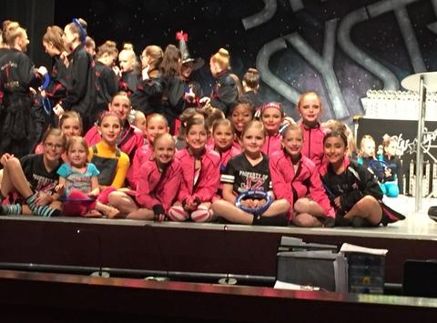 dance fundraising - Jeannie Zimbalatti Dance School