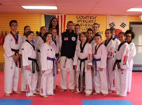 martial arts fundraising - Peak Performance NY