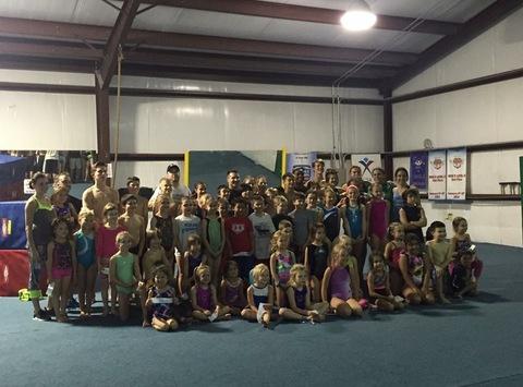 gymnastics fundraising - Pearland Gymnastics Academy Booster Club