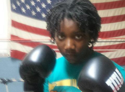 boxing fundraising - Gray's hardcore gym