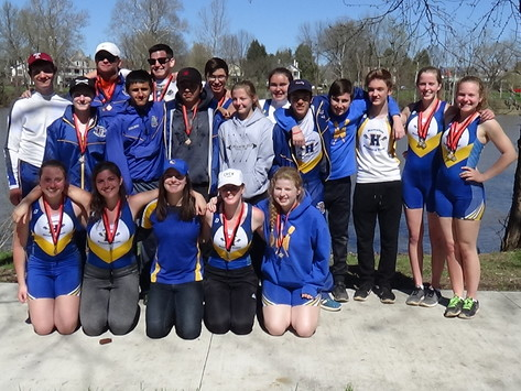 rowing fundraising - Hampton High School Rowing Association