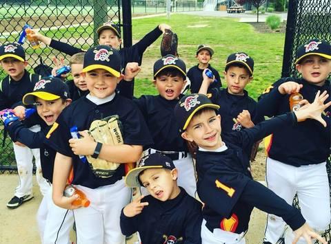 baseball fundraising - Fairfield Pirates