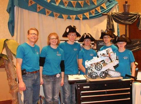 student clubs fundraising - The Pirates of The Grand Island