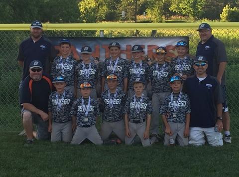 baseball fundraising - Oswego Panthers 11u Baseball