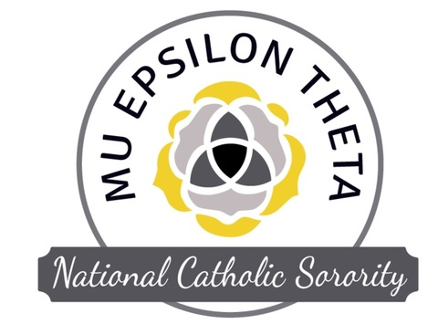 other organization or cause fundraising - Mu Epsilon Theta National Catholic Sorority