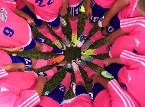soccer fundraising - Prosper Elite